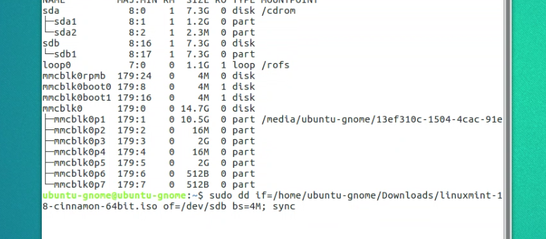 How do I create a bootable Live Linux drive