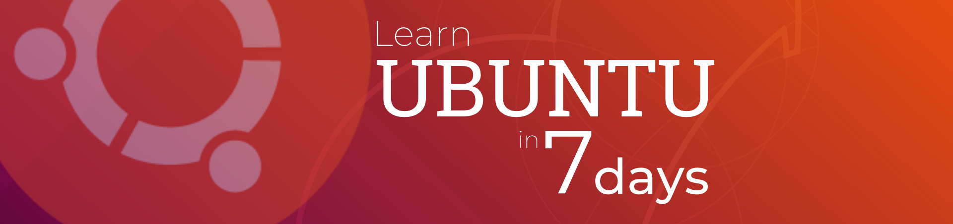 Learn Ubuntu in 7 days